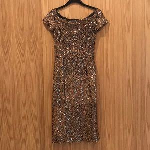 French Connection Sequin Dress Size:4